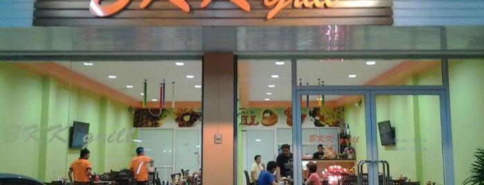 BKK Grill is one of Posti che sono piaciuti a Yodpha.