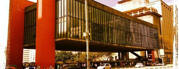 Museu de Arte de São Paulo (MASP) is one of Vale uma Foto.