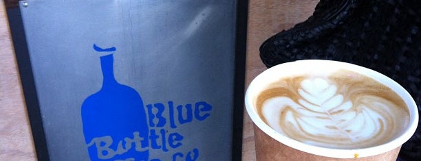 Blue Bottle Coffee is one of San Francisco 2.