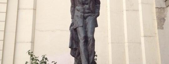Памятник А. П. Чехову is one of Stanislav 님이 좋아한 장소.