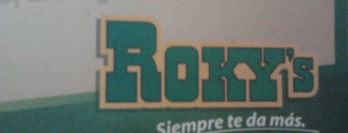 Roky's is one of Lieux sauvegardés par Carlos M..