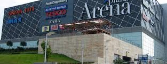 Arena Mall is one of Must See in Budapest !.