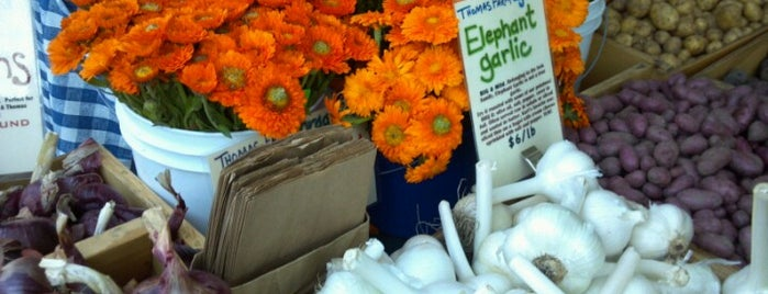 Los Altos Farmers' Market is one of SF Bay Area - been there I.