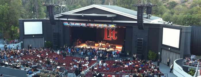 The Greek Theatre is one of LA.