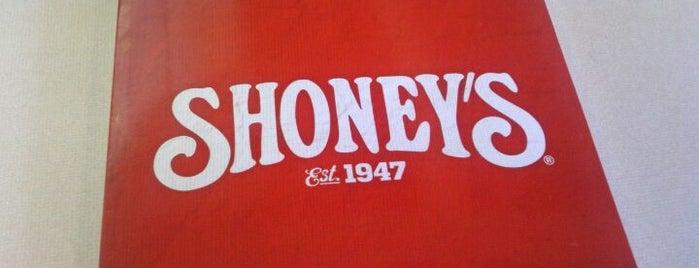 Shoney's is one of Breakfast spots.