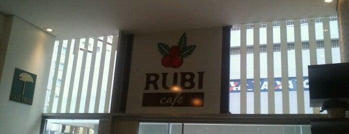Rubi Café is one of Senhas wifi Curitiba.