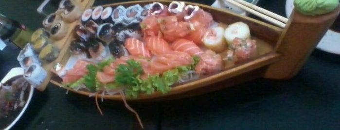 Yukusue is one of Veja Comer & Beber ABC - 2012/2013 - Restaurantes.