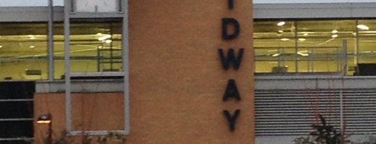 Международный аэропорт Чикаго Мидуэй (MDW) is one of Traveling Chicago.
