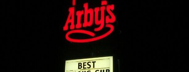 Arby's is one of Posti che sono piaciuti a Chris.