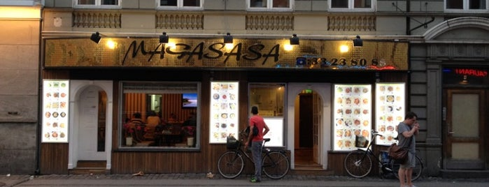 Magasasa Classic is one of Copenhagen.