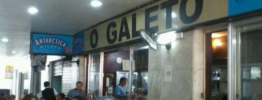 O Galeto is one of Orte, die Alex gefallen.