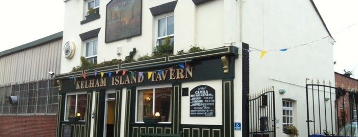 Kelham Island Tavern is one of Lieux qui ont plu à Carl.
