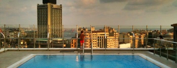 Gönen Hotels Taksim is one of İstanbul Etiket Bonus Mekanları #1 💱💲💵🍀.