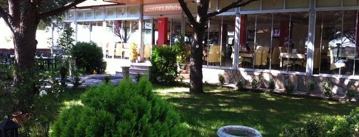 İmren Park Restaurant is one of Locais curtidos por Deniz.