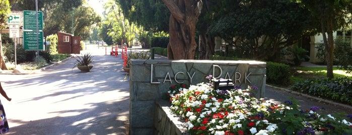 Lacy Park is one of LA Places.
