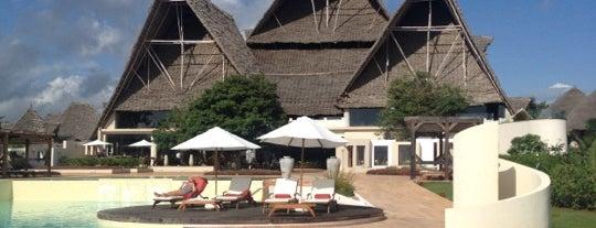 Essque Zalu Zanzibar is one of Free wi-fi venues.