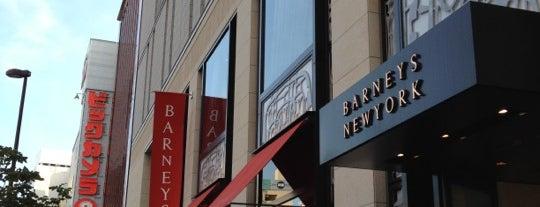 Barneys New York is one of Fukuoka.