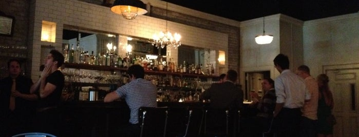 Maude's Liquor Bar is one of Chicago Magazine's 100 Best bars 2013.