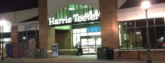 Harris Teeter is one of Curtis : понравившиеся места.