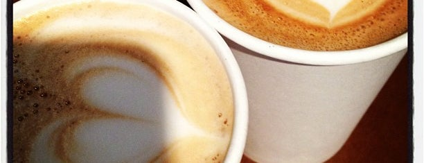 Baked & Wired is one of 15 Top Coffee Shops in D.C..