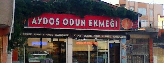 Aydos Odun Ekmek Fırını is one of Yönetimimdekiler.