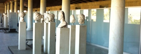 Museum of the Ancient Agora is one of Greece/Turkey.