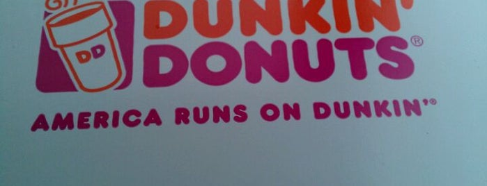 Dunkin' is one of Fry's 100 Cups of Coffee Wheaton area.