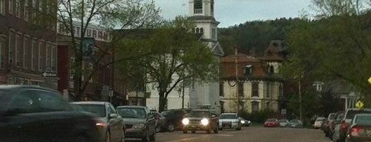 City of Montpelier is one of Orte, die Dave gefallen.