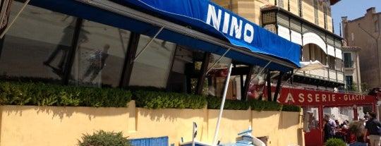 Chez Nino is one of Posti salvati di Karinn.