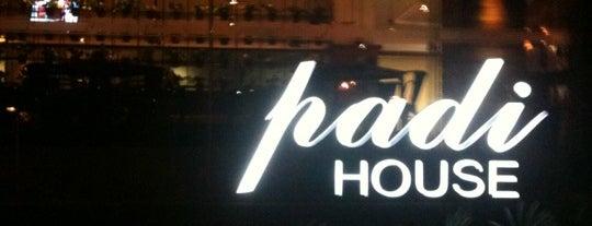 Padi House is one of Makan2.