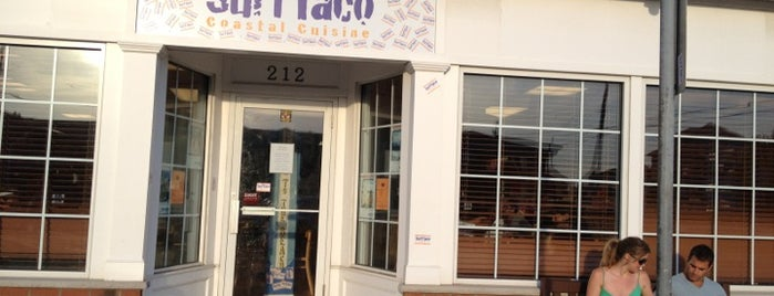 Surf Taco is one of Lugares guardados de Lizzie.