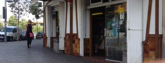 Frankfurt's Pedralbes is one of lugares donde me siento bien LA BARCELONA OCULTA.