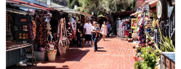 Olvera Street is one of SoCal Musts.