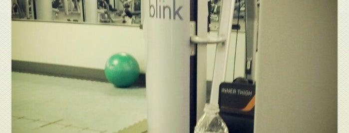 Blink Fitness Paramus is one of สถานที่ที่ Nina ถูกใจ.