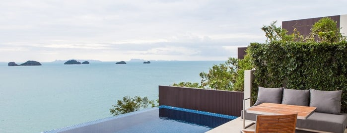 Conrad Koh Samui is one of International: Hotels.