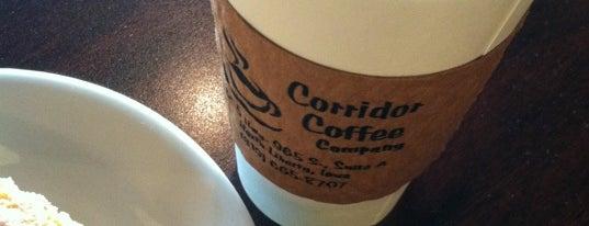 Corridor Coffee is one of สถานที่ที่ Macy ถูกใจ.