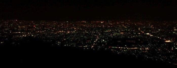 鐘の鳴る展望台 is one of 日本夜景遺産.