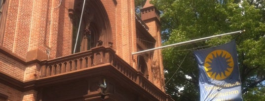 Flushing Town Hall is one of Partners in Preservation-New York City.