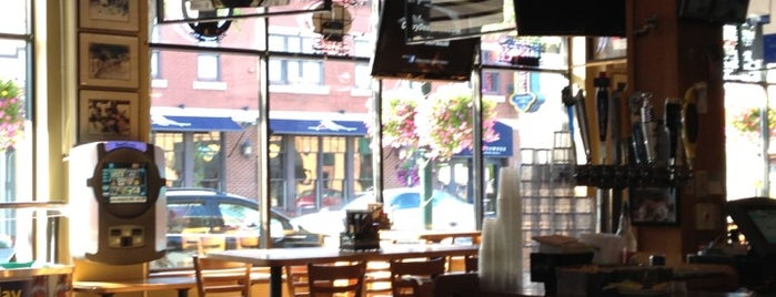 Tom Reid's Hockey City Pub is one of places to try.