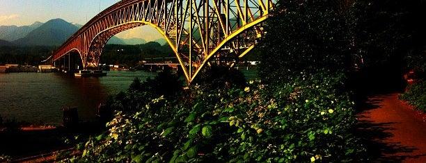 Iron Workers Memorial Bridge is one of Vancouver.