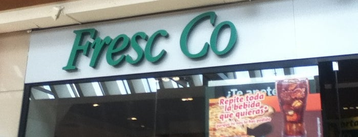 FresCo is one of Vegetarian Barcelona.