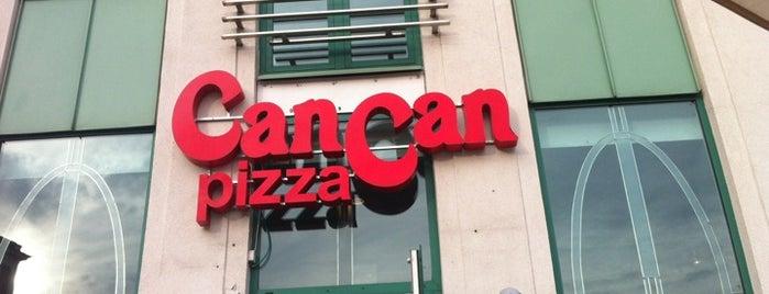 CanCan Pizza is one of Alex 님이 좋아한 장소.