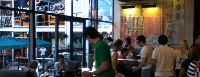 Starbucks is one of Lugares que conozco en Baires! y Vamos por más....
