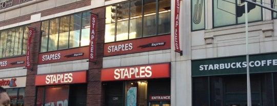 Staples is one of Lugares favoritos de G.