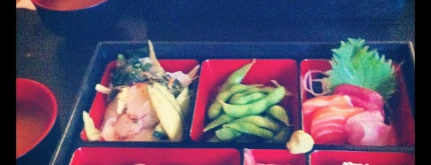 Sushi Nara is one of Lugares favoritos de Fernando.