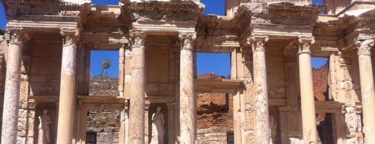 Library of Celsus is one of wonders of the world.