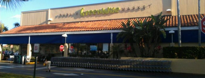 Publix GreenWise Market is one of Jan's Liked Places.