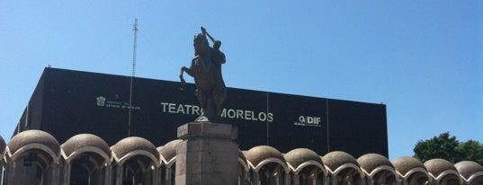Teatro Morelos is one of Mario : понравившиеся места.