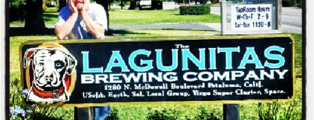 Lagunitas Brewing Company is one of Craft Beer.