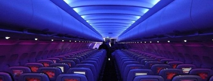 Virgin America is one of Lugares favoritos de Dan.